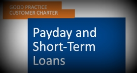 Payday Loan Trade Associations and the Good Practice Customer Charter